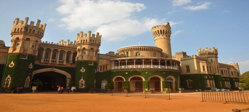 South India garden tour package 04 nights /05 days