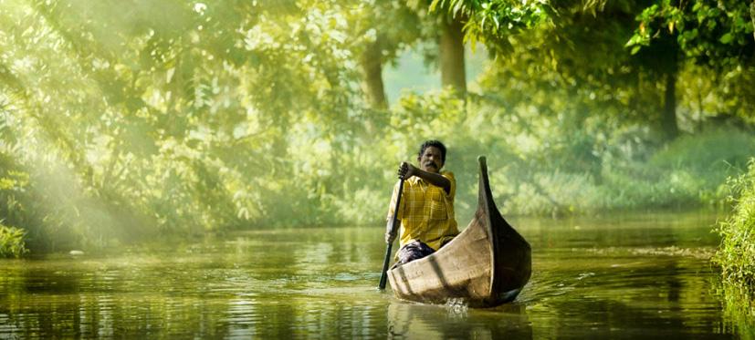 Kerala backwater with beach package 3Nights / 4days, Alappuzha- Kovalam