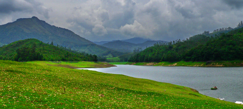 Munnar Hillstation Tour Package 04 Nights / 05Days, Munnar - Kumarakom